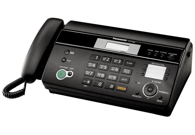 Máy Fax Nhiệt