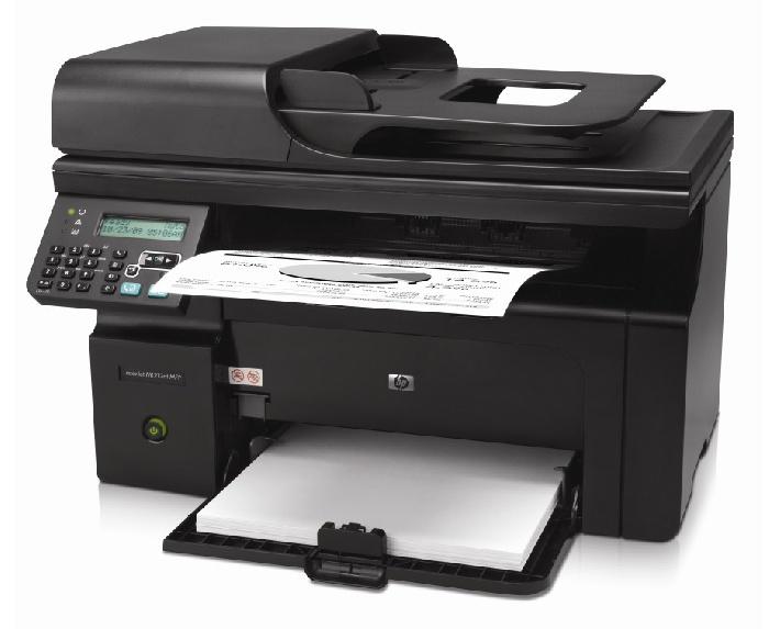 Máy fax đa năng.