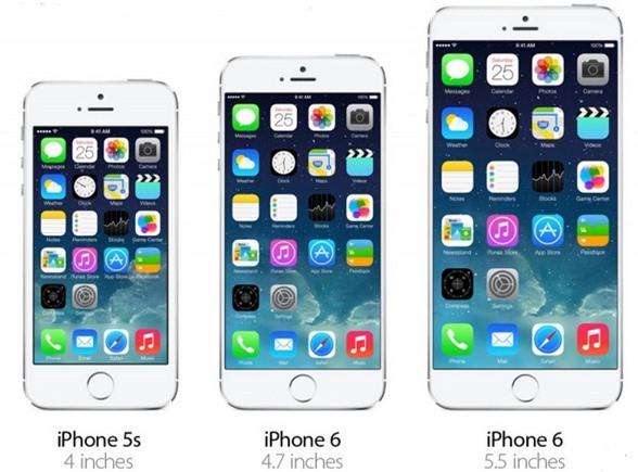 Những người dùng đang sở hữu iPad Mini có thể phần nào... trải nghiệm khả  năng sử dụng iPhone 6 Plus.