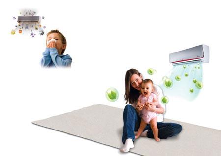 Daikin FDYM03FAV1 chăm sóc sức khỏe gia đình bạn