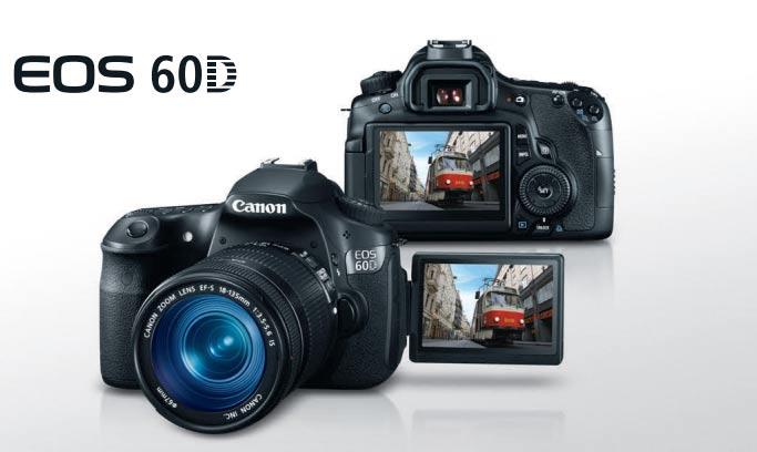 Mẹo kiểm tra máy chụp hình Canon 60D đã sử dụng khi chọn mua