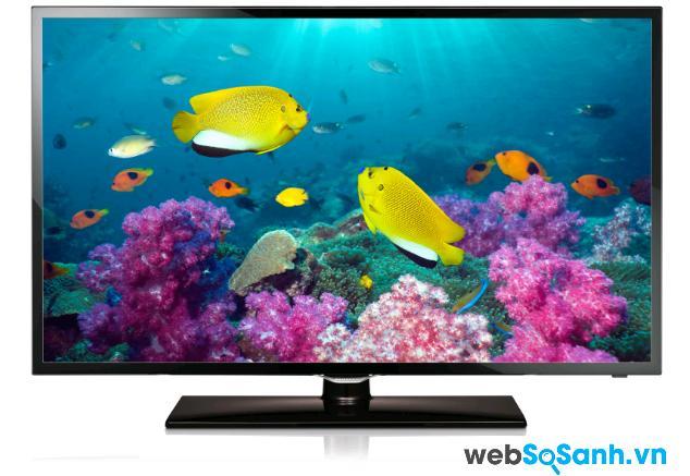 Tivi LED Samsung UA40F5100. Nguồn Internet.