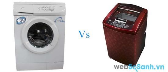 Midea MFT60-10301 và LG WFS8419DR (nguồn: internet)