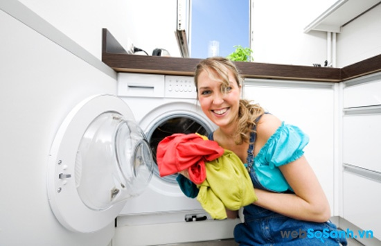 Khối lượng giặt là một trong những tiêu chí quan trọng để lựa chọn máy giặt (nguồn: internet)
