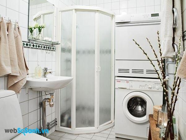 Electrolux EWF10751 và Samsung WF0794 XSV đều là máy giặt có thiết kế lồng ngang (nguồn: internet)