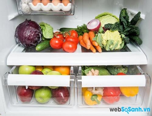 công nghệ quang hóa từ đèn LED giúp kiểm soát quá trình trao đổi khí của thực phẩm