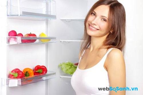 Công nghệ làm lạnh không đóng tuyết giúp tủ lạnh hoạt động hiệu quả hơn (nguồn: internet)