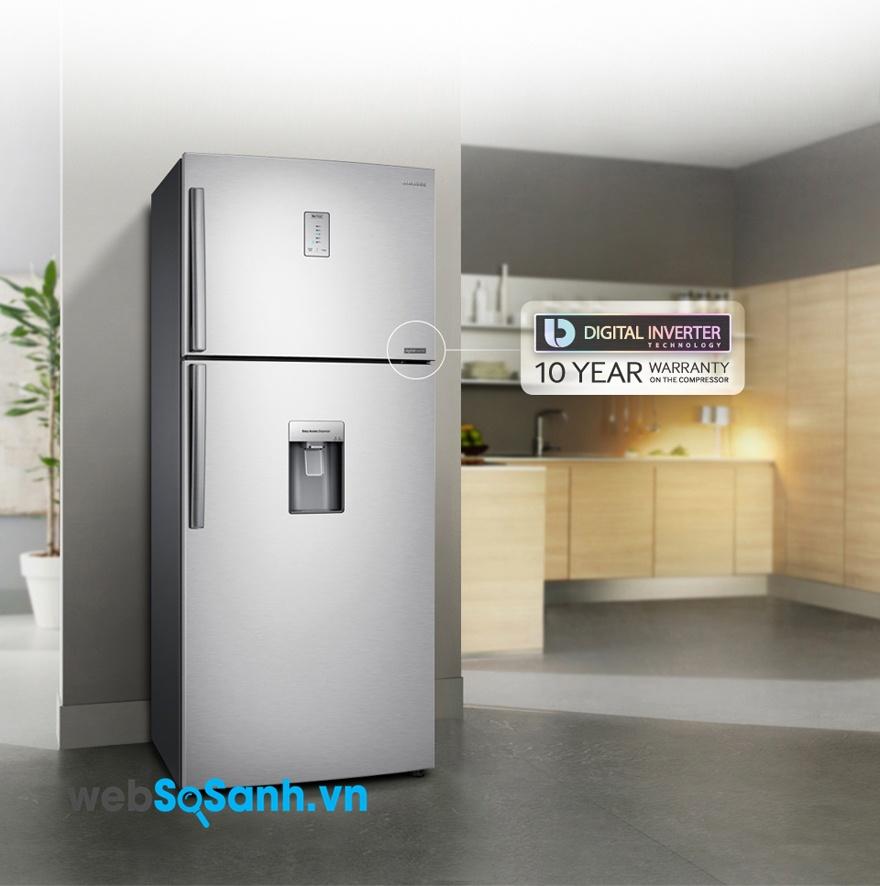 Samsung RT-50H6631SL (nguồn: internet)