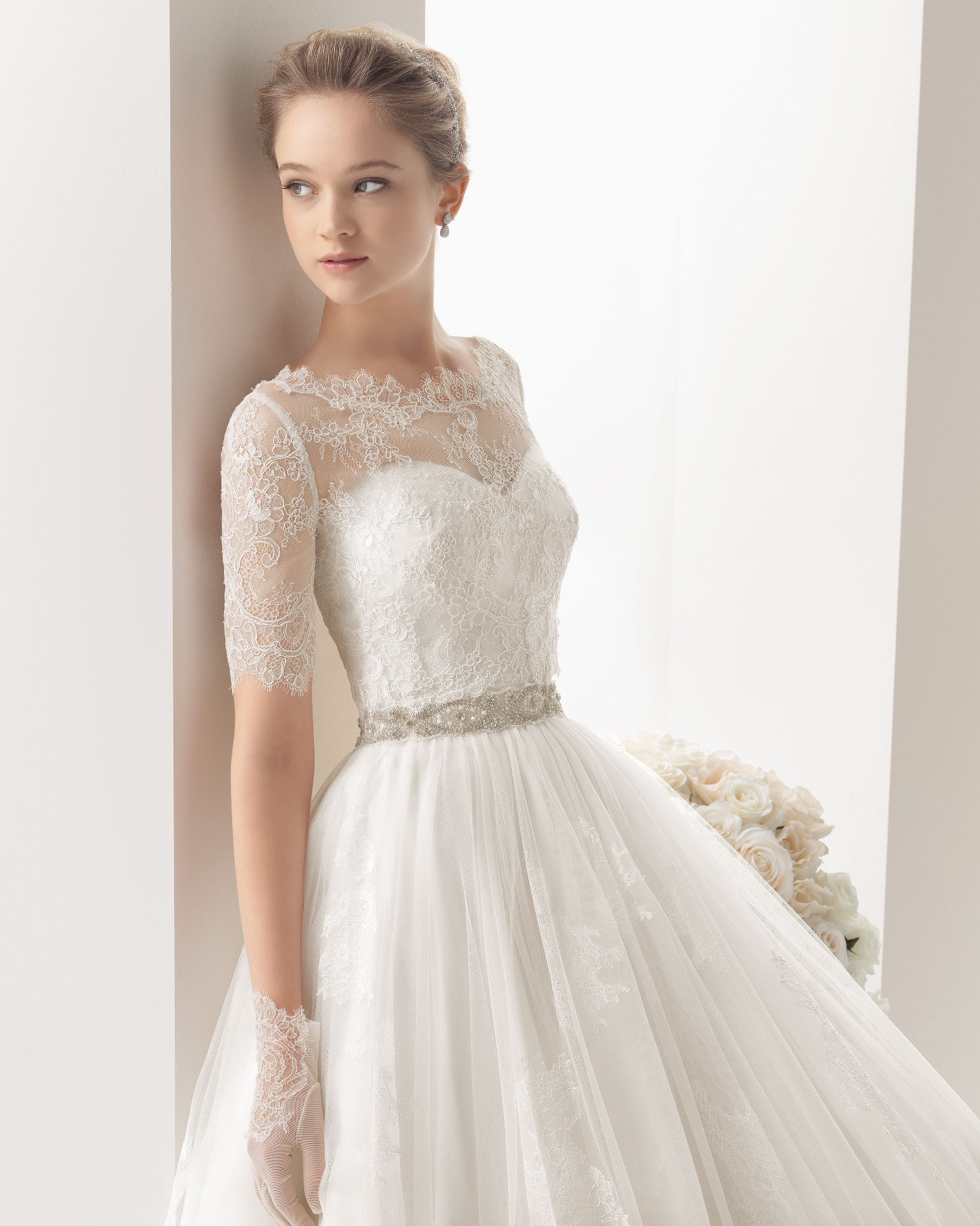 Fabulous wedding dresses collection for brides for Dress up wedding dresses
