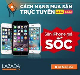 [ Lazada.vn ] Săn Iphone giá cực sốc, cơ hội mua Iphone 6s thời thượng với giá rẻ bất ngờ chỉ có tại Lazada.vn