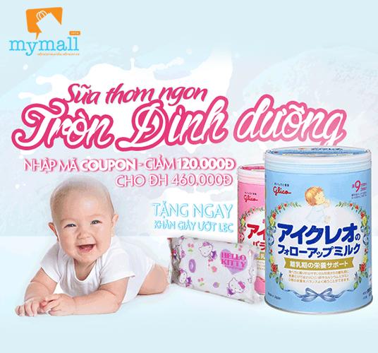 [ Mymall.vn ] Sữa thơm ngon - Tròn dinh dưỡng