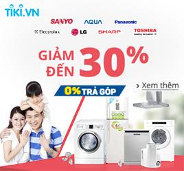 [ Tiki.vn ] Giảm giá sốc mừng ra mắt ngành hàng điện lạnh