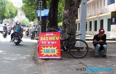 Bảo hiểm xe máy tự nguyện