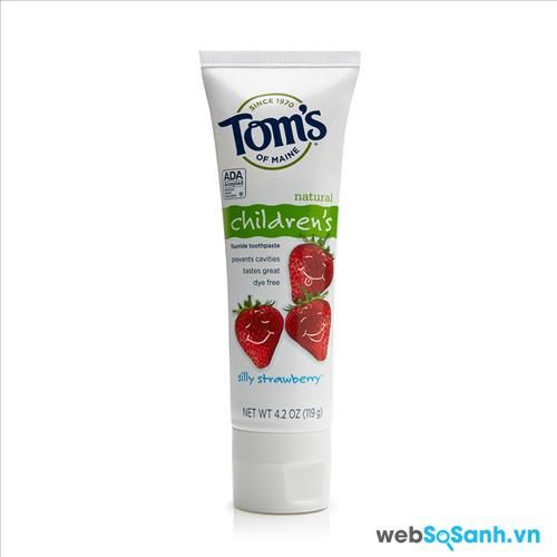 Kem đánh răng Tom's of Maine