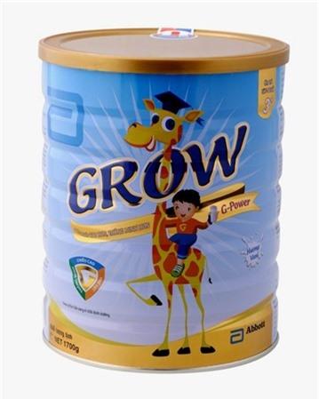 Sữa bột Abbott Grow G 3+ (1700gr)