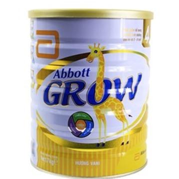 Sữa bột Abbott Grow 4 cho trẻ từ 3 - 6 tuổi 1.7kg (Mã SP: 031475)