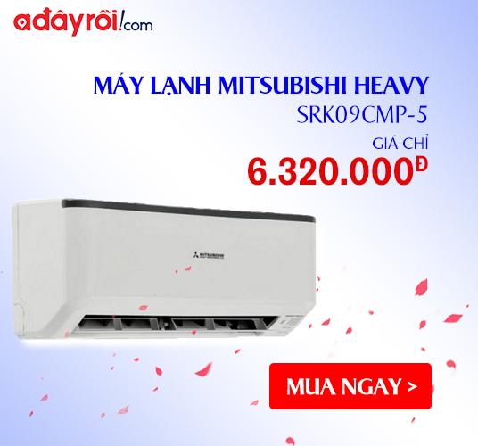 [ Adayroi.com ] Miễn phí giao hàng và công lắp đặt khi mua máy lạnh Mitsubishi ngay hôm nay. Số lượng có hạn. XEM NGAY !