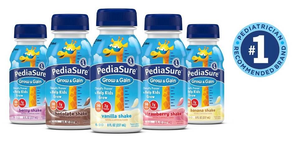 sữa nước Pediasure Grow & Gain
