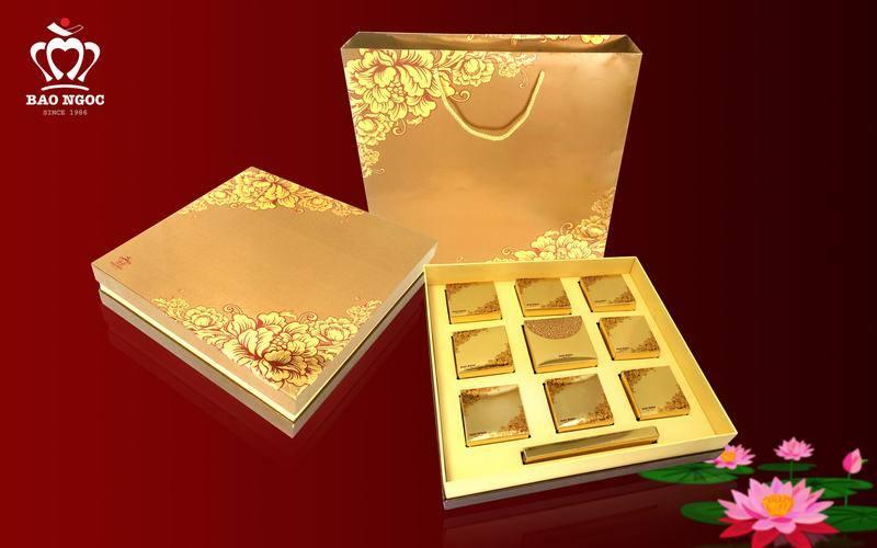 Cập nhật giá bán các mẫu bánh trung thu Bảo Ngọc 2016