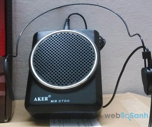 Máy trợ giảng Aker MR 2700
