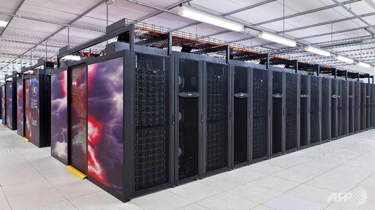 Một siêu máy tính đặt tại Australia.