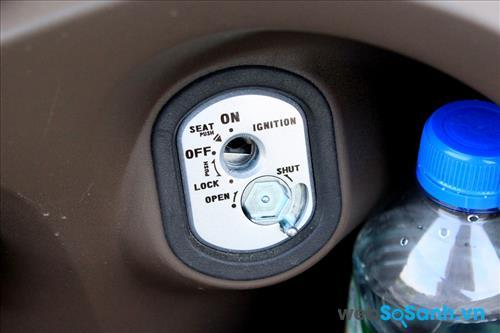Ổ khóa xe xe Vespa nhập khẩu