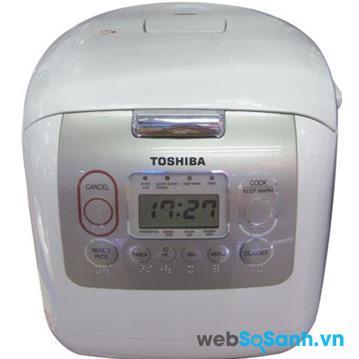 Nồi cơm điện Toshiba RC-18MM(WT)V