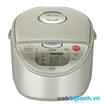 Nồi cơm điện tử Toshiba RC10RH (RC-10RH) - 1.0 lít